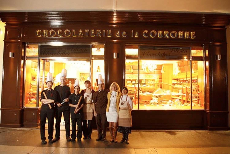 CHOCOLAT LA COURONNE